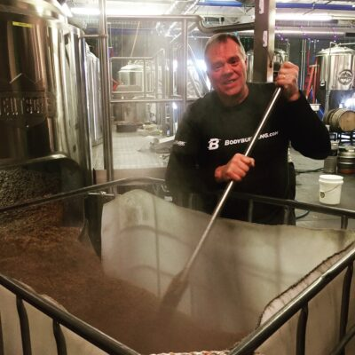 Mark Johnson Athentic Brewing Company