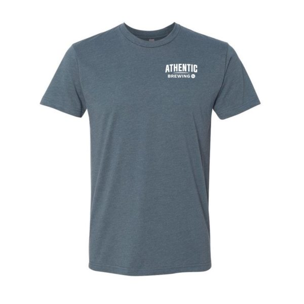 Athentic Tshirt Front