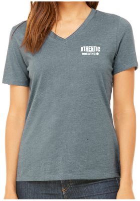 Athentic Women's Tshirt Front