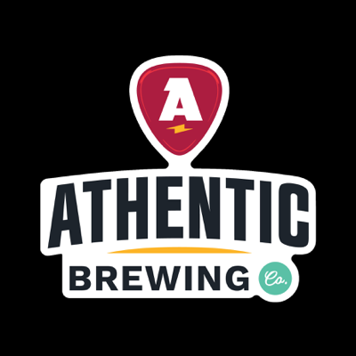 Athentic Brewing template for stickers and magnets