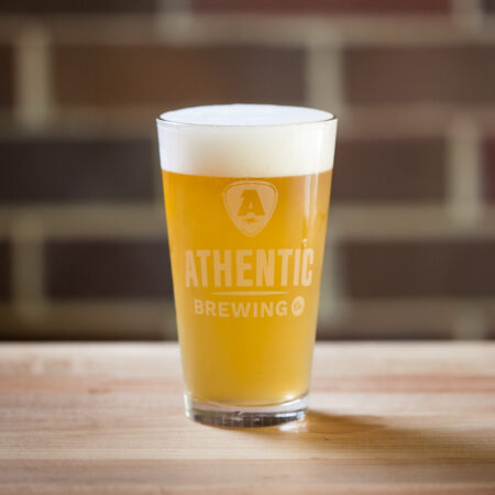 Saison beer Athentic Brewing