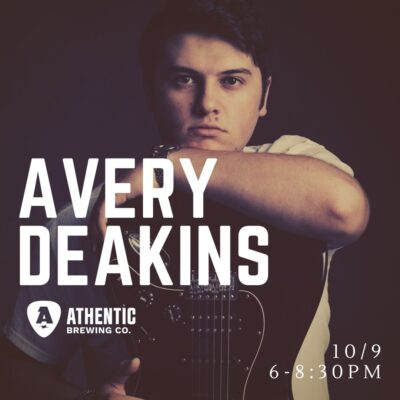 avery deakins live music