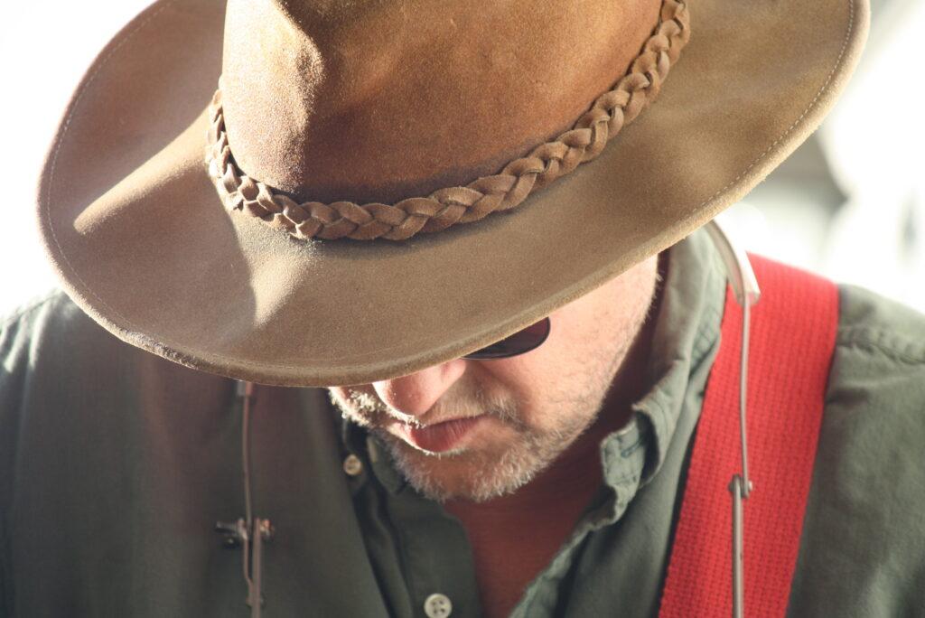 Kip Jones closeup